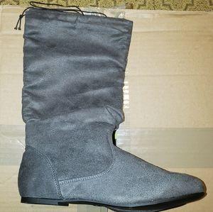 Charles Albert Gray Boots